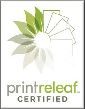 Certificazione Print Releaf